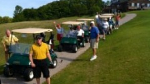 2013 Six Mile Lake Golf Outing Results