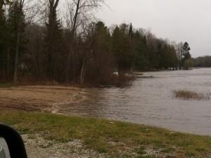 Lake Flooding 1 of 5
