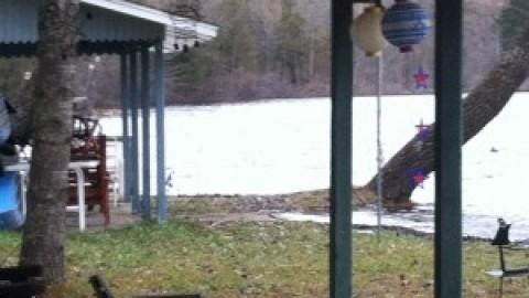 Be Aware of Lake Flooding Problem