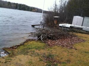 Lake Flooding 2 of 5