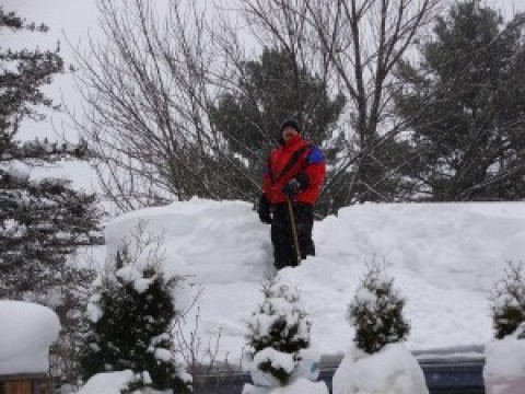 When You Should Consider Shoveling Your Roof