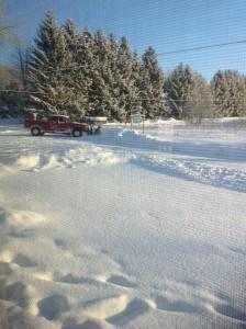 Snow 2014  photo 2