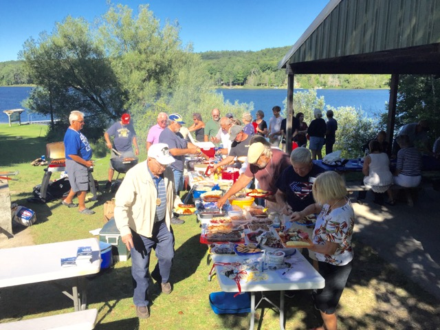 2017 Six Mile Lake Association Picnic - 2nd Largest Ever!