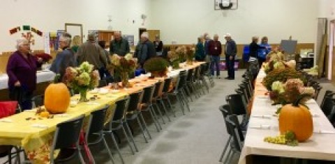 2017 Chili Supper – Over 50 Members in Attendance!